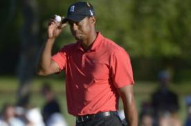Tiger Woods otra vez en el Top Ten del ranking mundial de golf
