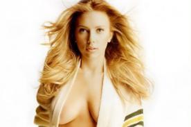 Scarlett Johansson asegura que no es sexy