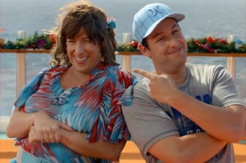 Adam Sandler vence a Kristen Stewart y Taylor Lautner en los Razzie Awards