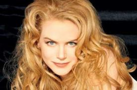 Nicole Kidman interpretaría a Grace Kelly en la cinta Grace of Monaco