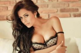Larissa Riquelme, juez de Bailando por un sueño, calificará a su padre