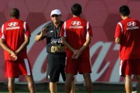 Fútbol peruano: Markarián ya tendría el once ante Colombia
