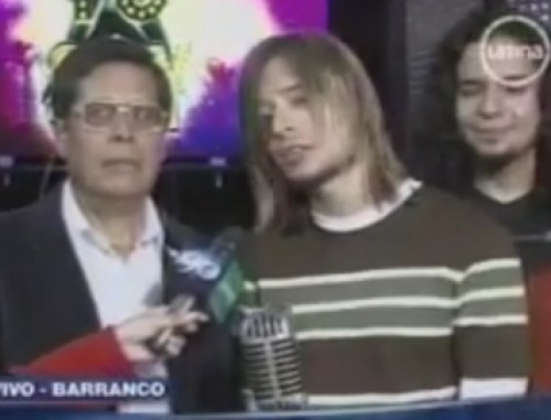 Kurt Cobain peruano tras triunfo en Yo Soy: No le he ganado a nadie - Video