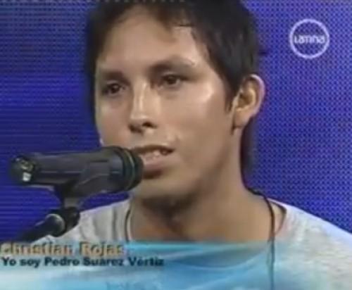 Video: Pedro Suárez Vértiz fue imitado en el casting de Yo Soy