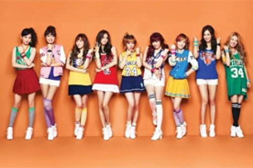 K-Pop: Girls' Generation serán modelos en campaña de marca de relojes