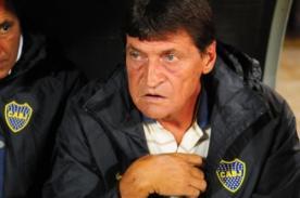 Fútbol Argentino: Julio Falcioni criticado por la salida de Riquelme