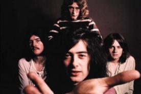 Led Zeppelin presentará nuevo DVD