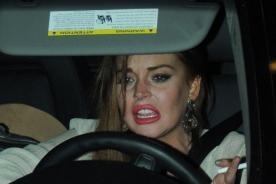 Lindsay Lohan aterrada con la idea de pasar Navidad en la cárcel