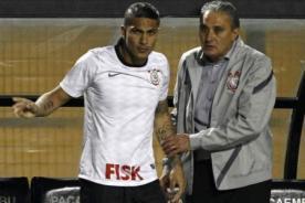 Tite: 'Paolo Guerrero es determinante en Corinthians' - Mundial de Clubes