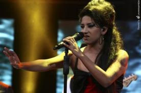 Yo soy, la revancha: Amy Winehouse seduce al jurado con 'Rehab' - Video
