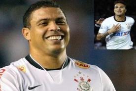 Ronaldo alabó nivel de Paolo Guerrero en final del Mundial de Clubes