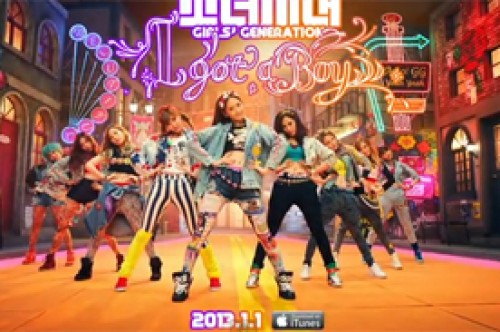 Girls Generation lanzan el teaser del video I Got a Boy