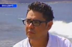 Lucho Cuéllar confesó en una entrevista que padece de alcoholismo