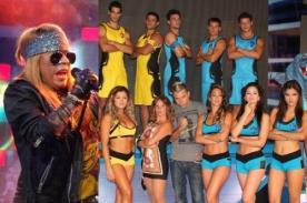 Axl Rose peruano critica 'Esto es Guerra' y lo tilda de 'basura'