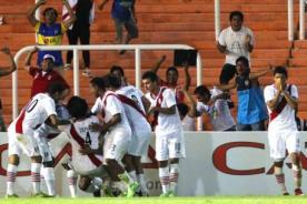 Video del Perú vs Chile (1-1) - Hexagonal final Sudamericano Sub 20
