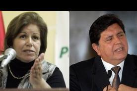 Alan García, Keiko Fujimori y Lourdes Flores acuden a votar