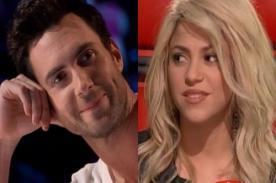 Adam Levine deja entrever que Shakira gana el doble en The Voice