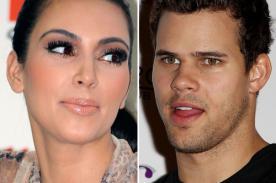 Ex esposo de Kim Kardashian le habría dado divorcio por lástima