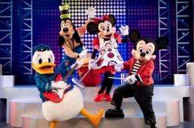 La magia de Disney regresa a Lima con el 'Festival Musical de Mickey'
