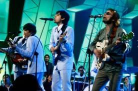 Yo Soy: John Lennon y The Beatles regalan explosiva presentación - Video