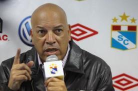 Roberto Mosquera pidió un psicólogo en Sporting Cristal