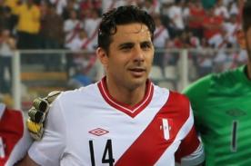 Claudio Pizarro: La selección peruana pierde mucho sin Juan Vargas