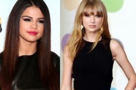 Selena Gomez y Taylor Swift serán presentadoras en los MTV VMA 2013