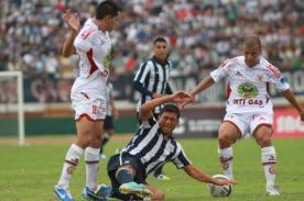 Resultado del partido: Inti Gas vs Alianza Lima (3-1) –Descentralizado 2013