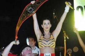 Katy Perry cerró los MTV Video Music Awards 2013 con 'Roar' - VIDEO