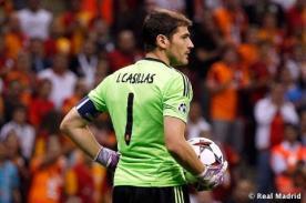 Carlo Ancelotti: Mucha mala suerte para Iker Casillas – Champions League