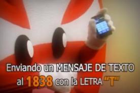 Teletón 2013: Conoce otras formas de colaborar - Video