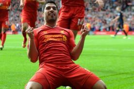 Video: Liverpool venció 3-1 a Crystal Palace con golazo de Luis Suárez