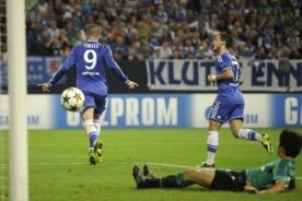 Video: Schalke 04 cayó de local 3-0 ante Chelsea – Champions League