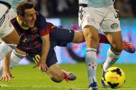 Lionel Messi explica el bajón de su rendimiento en Barcelona
