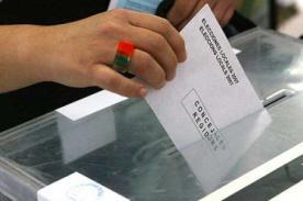 ONPE: ¿Dónde votar? – Elecciones Municipales noviembre 2013
