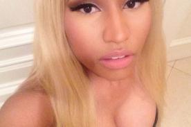 Nicki Minaj publica provocadora foto en Instagram