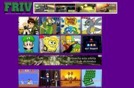 Juegos Friv: Juega Gratis Mario Bros, Angry Birds y Plantas vs Zombies