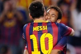 Gerardo Martino: Neymar no es un goleador como Lionel Messi