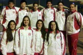 Perú se coronó campeón sudamericano de bádminton en Chile