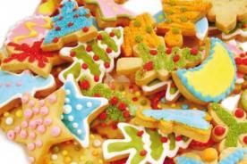 Recetas Navideñas: Aprende a preparar ricas galletas de Navidad paso a paso.