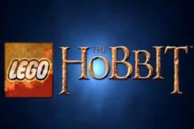 Lego lanzará videojuego de El Hobbit - Video