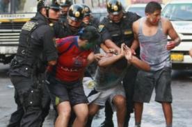 Cuidado: Vandalismo, violencia y agresión serán multados en carnavales