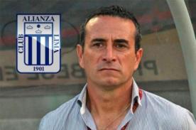Guillermo Sanguinetti enfrentará su primer clásico contra la 'U'