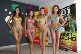 Shirley Arica anuncia a las nuevas 'Justicieras'