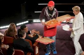 ¡Increíble! Pizzería se queda sin provisiones después de tener éxito en el Oscar