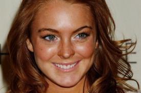 Lindsay Lohan tiene otro episodio involucrado con el alcoholismo