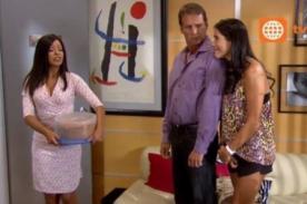 AFHS: Reyna Pachas imitó a Charito para pasar casting - Video