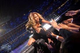 Beyoncé fue un 'mar de lágrimas' durante el último concierto de su gira