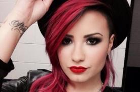 Demi Lovato se solidariza con Chile tras segundo terremoto