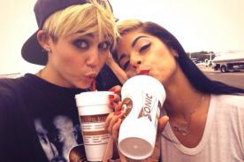 Miley Cyrus celebra sus nueve nominaciones a los Premios Billboard 2014